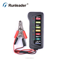 Runleader 12V LED Light Battery Tester For Car Lead-Acid Battery Golf Carts