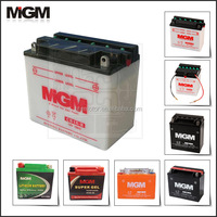 CB16-B excellent motorcycle battery used motorcycles parts for sale