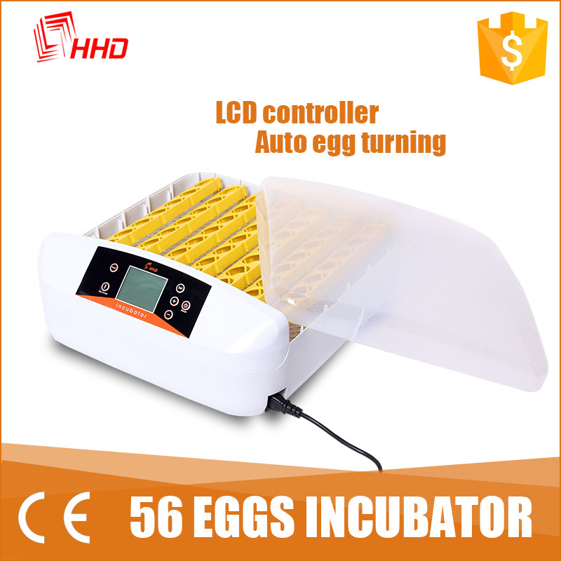 PVC plastic material poultry egg to chicken machine in India YZ-56S