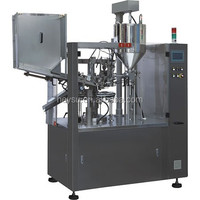 NF60Z Automatic aluminum tube filler and sealer