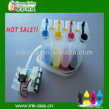 continuous ink supply system for xp201 xp 101 xp401 (T195/T196/T197) CISS for epson printer