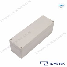 250*80*80mm waterproof ip66 aluminum control box die cast