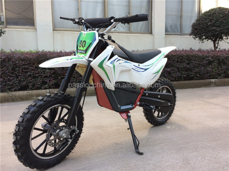 2016 new design top 10 electric dirt mini bike for sale 500w