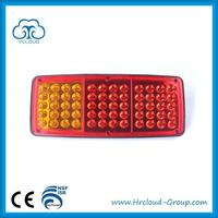 Manufacturer Hot product led trailer truck rear tail light lamp with CE certificate & Low price