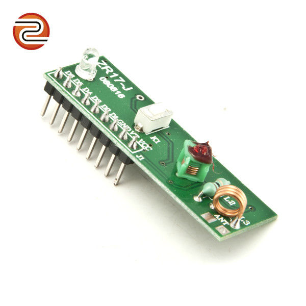 ZR17-J,wireless Receiver Module,with Decoder function,DC5V,Mini wireless rf receiver.Universal used