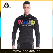 wholesale Ropa de Ciclismo fabricas en China Pro Cycling long jersey OEM/ODM Personalizado Design For men
