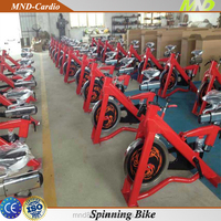 Exercise spinning bike for GYM equipment cardio machine commercial fitness equipment