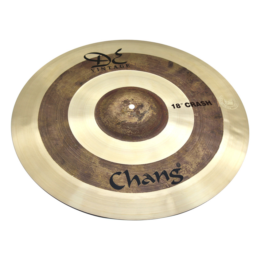 CHANG B20 Bronze Drum Cymbal For Sale, Percussion Instrument Musik