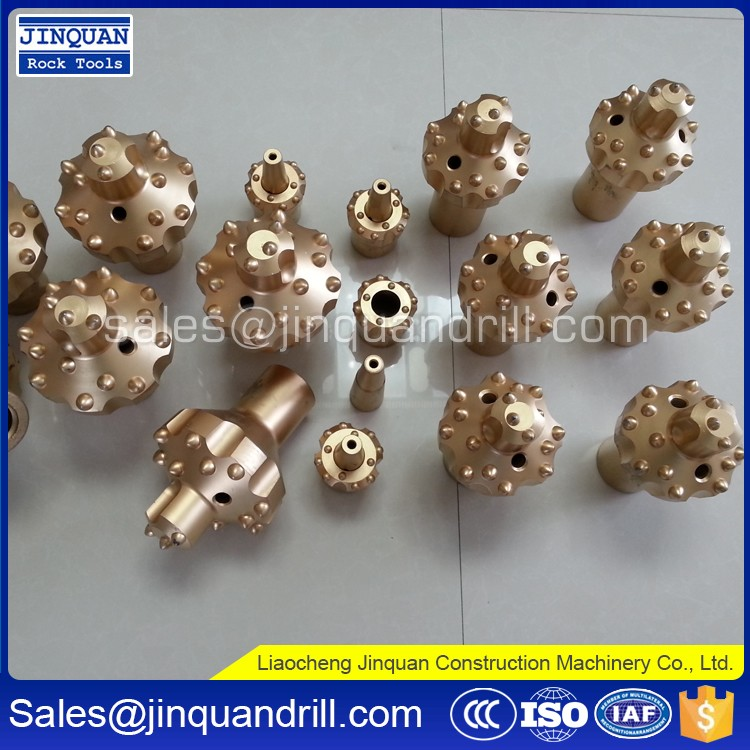 Professional supplier of jack hammer button bits / oil rig drill bit with low price