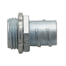 shanghai Linsky UL approval electrical conduit box flex metallic conduit connectors screw-in connector Zinc die-case