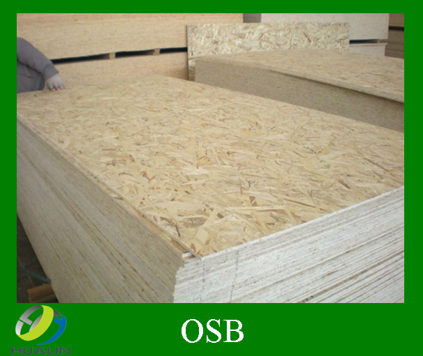 First-Class Grade and Flakeboards Type cheap osb board 9mm in sale