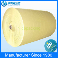 Beige Color High Quality Custom Automotive Heat Resistant Adhesive Masking Tape Jumbo Roll