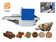 Log Processing Round Log Multi Rip Saw Machine