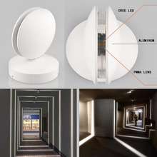 new design aluminum led wall lamp only 12USD/pcs