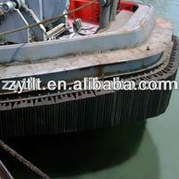 W Type Rubber Fender Vessel Bumper