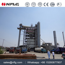 New designed factory price LB3000 240t/h asphalt mixing plant with 25 years experience