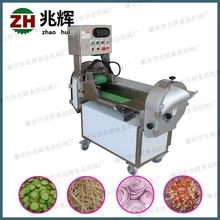 Industrial vegetable cutter machine/multifunction root vegetable dice/slice cutting machine for pepper chilli