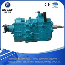 Volvo truck iron gearbox housing casting