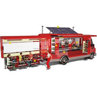 Top selling mobile fast food car for sale
