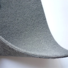 Thick Hard Needle Punched Felt polyester carpet for car interior fleece needle punched flooring