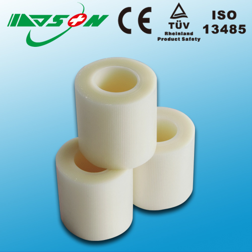 Medical disposable microporous PE tape