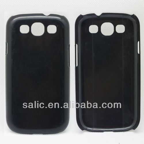 plastic uv finish stylish case cover for samsung galaxy s3 i9300