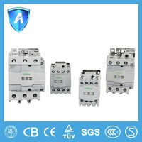ac3 25a silver contacts 380v magnetic contactor