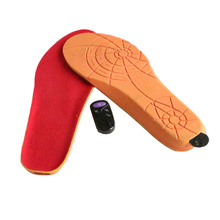rechargeable heated insoles shoe heating