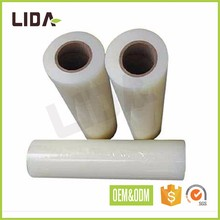 China factory price transparent wholesale plastic packaging roll film