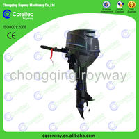 Good Feedbacks&Strong Power Water Cooled 4-stroke 30hp Remote Control 8HP Mini Outboard Engine