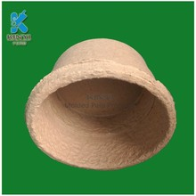 Dongguan manufacturer of biodegradable molded paper used nursery pots