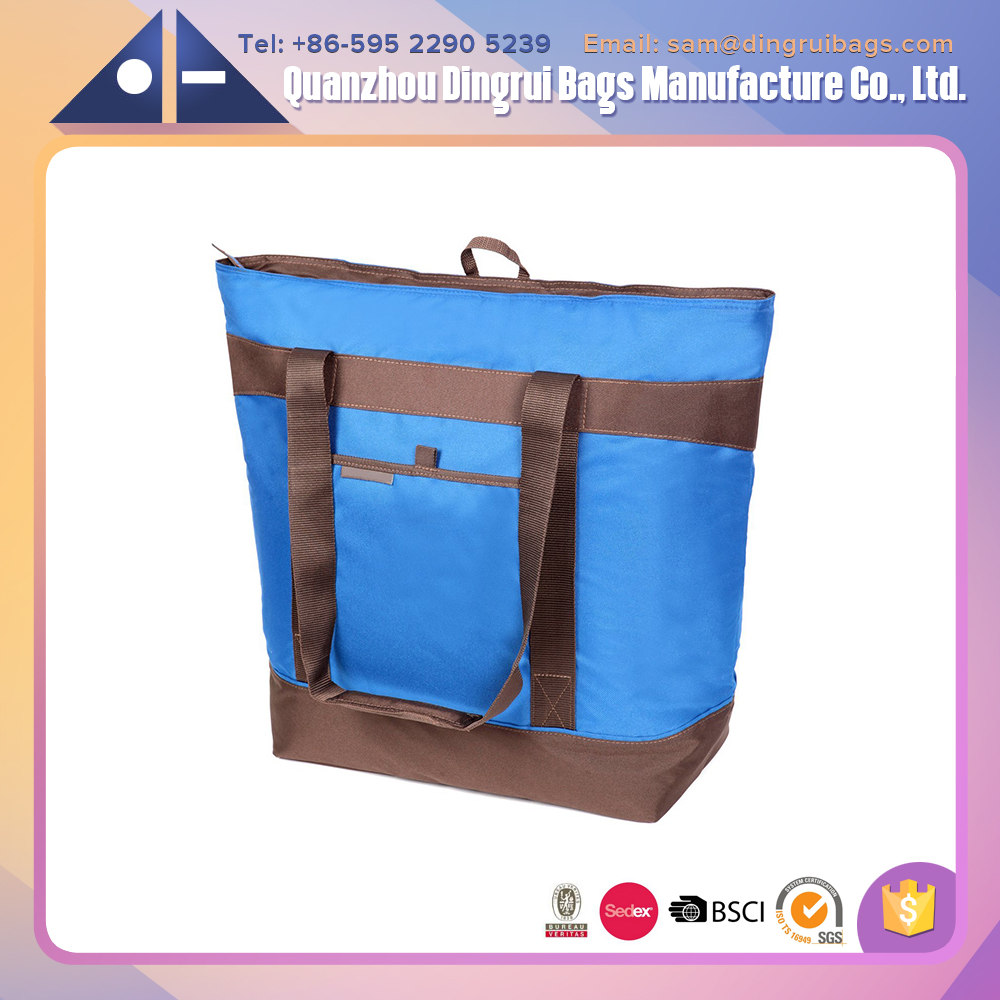China Manufacturer Tote Insulated Cheap Cooler Bag For Lunch