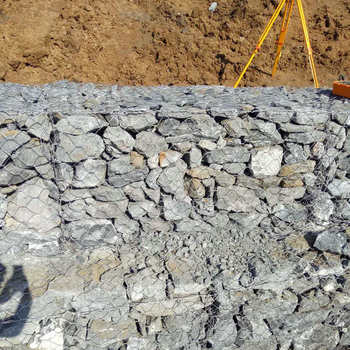 Wholesale Gabion Stone Fence River Protection