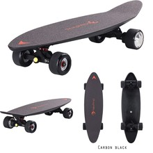Single electric hub motor drive palace skateboards with abec 9 skateboard bearings