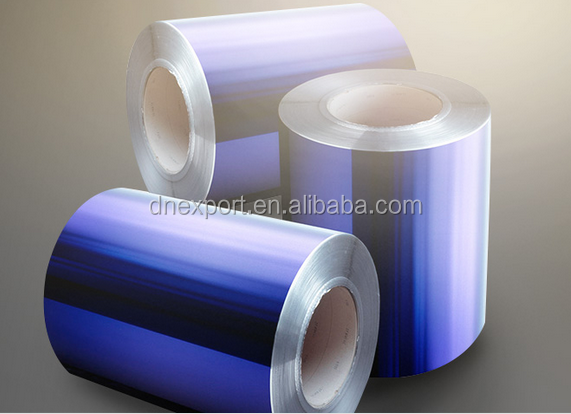 High efficiency selective blue coating for solar thermal collector