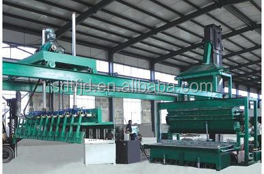 gypsum block machinery plant for hot sale with best quality manufacturing with advanced technology ISO Certificate