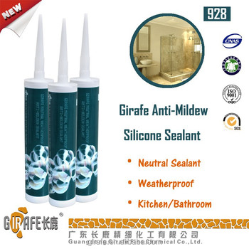 Girafe 928 Neutral Fast Cure Antimildew Silicone Sealant