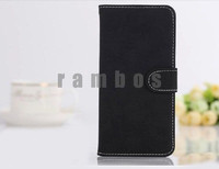 Retro Flip Case Wallet Stand Leather Cover Phone Bag for Samsung Galaxy Win i8552 Young S6310 Fame S6810