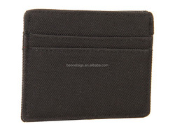 Vintage exquisite small thin wallet with card holder slot