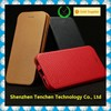 Flip design genuine leather case for iphone,mobile phone cover for iphone6
