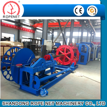 Twisting rope making machine industrial machine for jute/sisal fibers