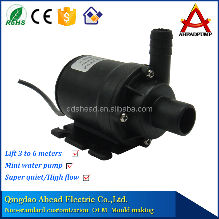 trade assurance high pressure vibration water pump