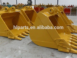 E330 Q345B High Quality Wear-resistance standard excavator bucket sizes