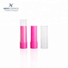 Custom lipstick mini lip balm tube for sale