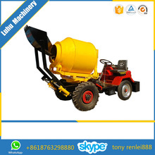 SD800 truck mounted concrete mixer