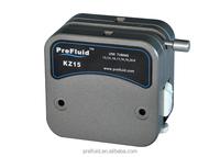 Prefluid KZ15 Dispensing Pump head, chemical dosing pump working principle
