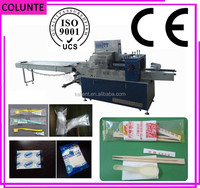 Full automatic disposable sets packing machine