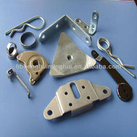 China direct factory & High precision Customized metal sheet fabrication parts/bending parts/metal products