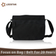 "2017 European Fashion Men's Nylon Military Messenger Shoulder Bag Handbag Enough for 13.4"" Laptop"