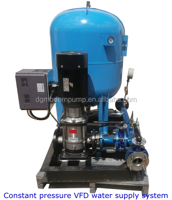MBPS series building water supply pump